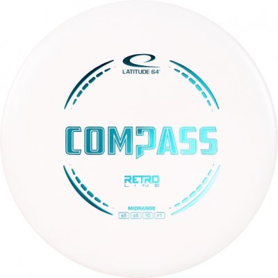 Latitude 64 Retro Compass