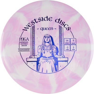 Westside Discs Tournament Burst Queen